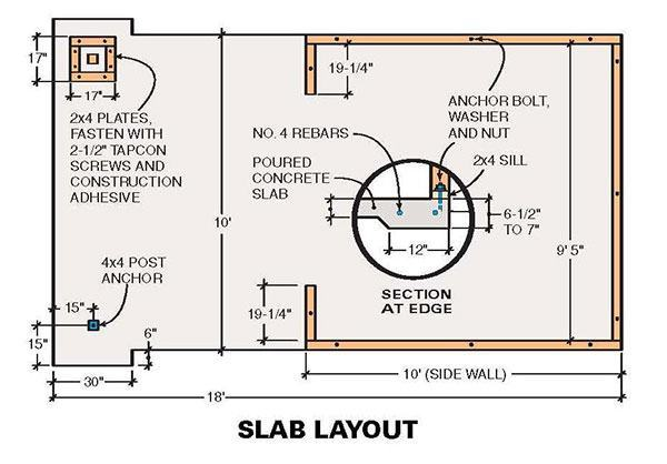 storey shed plans blueprints  large  gable shed
