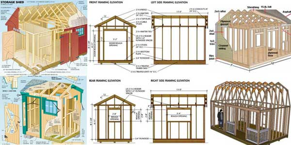 Attrayant 32,456 Craftsmen Have Built Their Dream Shed With These Professional Shed  Plans